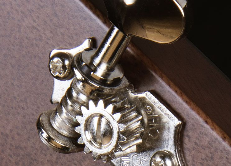 Gotoh open gear tuners