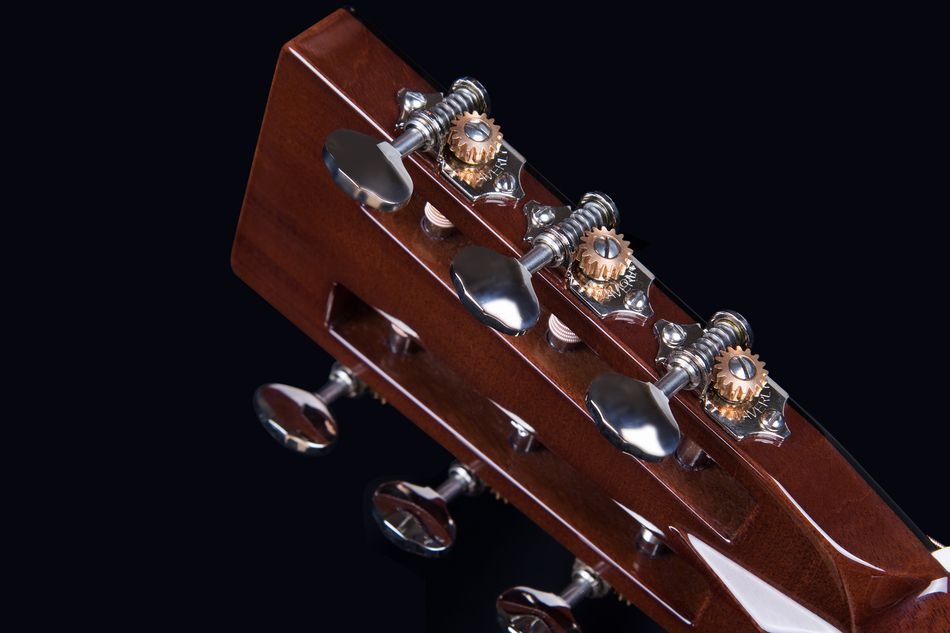 Deluxe Waverly tuners