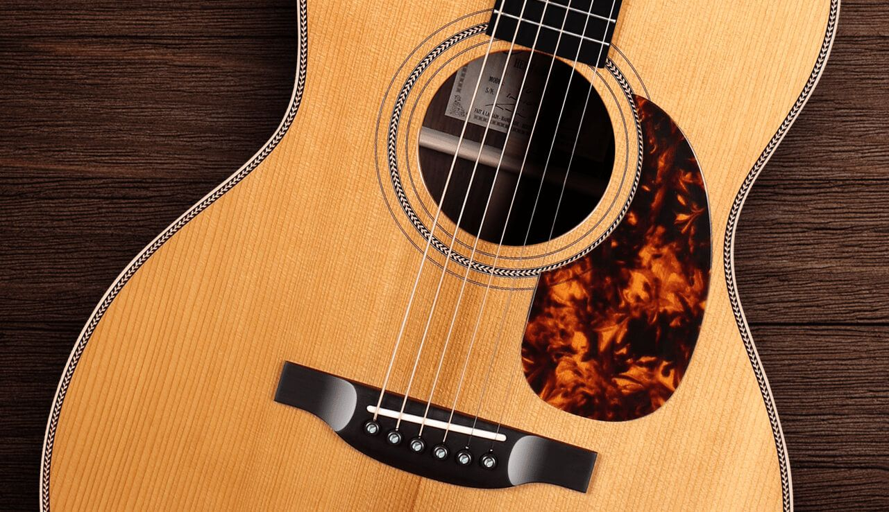 Guitares Boucher Héritage Goose